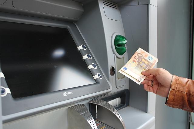 Bankomat náš každodenný