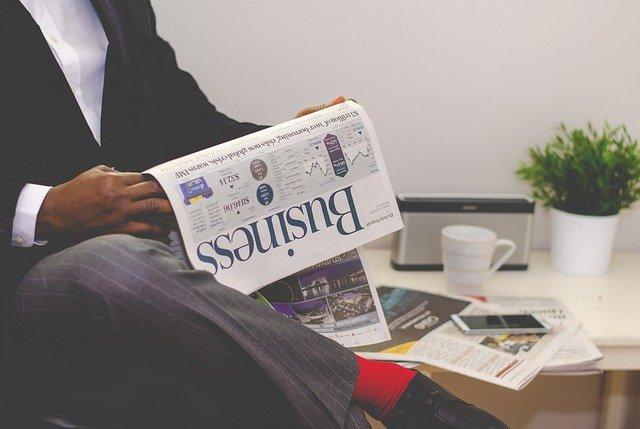 byznysový magazín