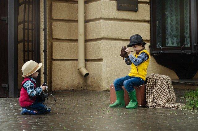 Ako správne fotografovať dieťa?