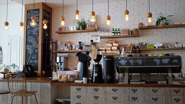 nová kavárna