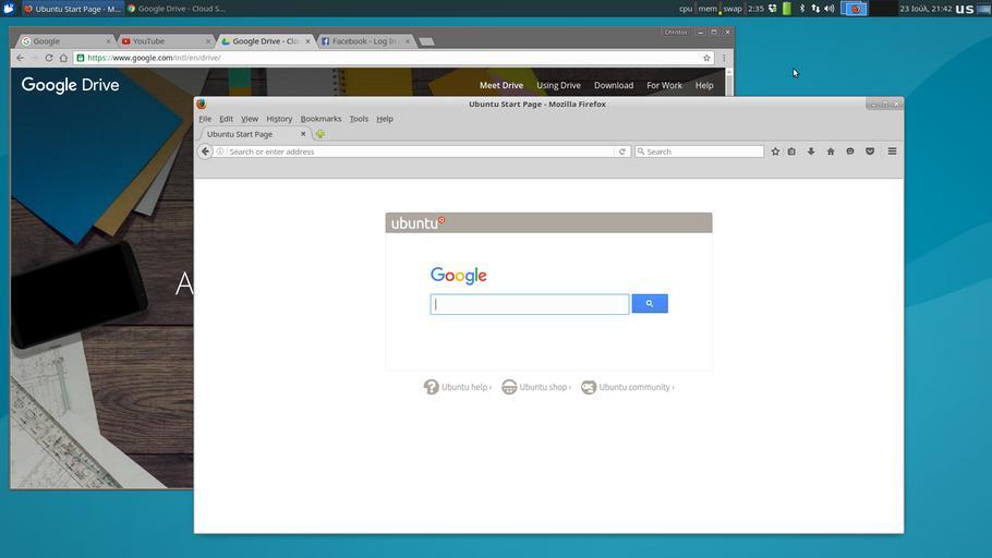 Internetový vyhľadávač Google